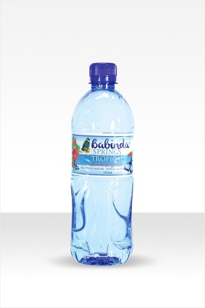 Babinda Springs 600ml bottle